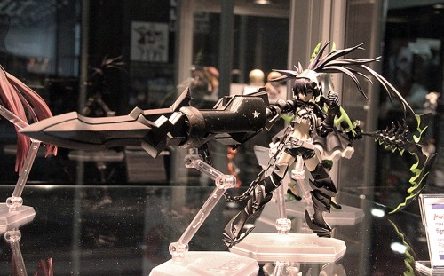 figma Insane Black Rock Shooter