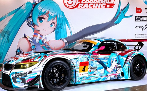 Good-Smile-Racing-Miku-BMW-Z4-1