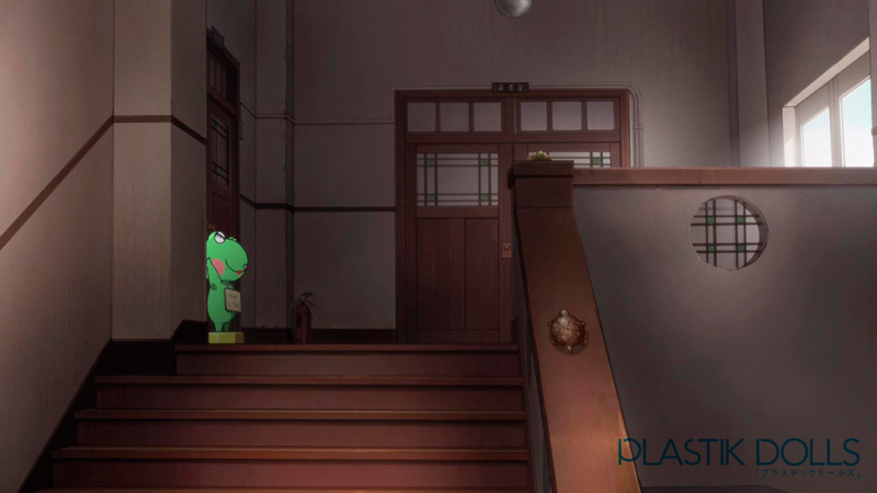 Walking up the stairs to the clubroom felt strangely familiar.