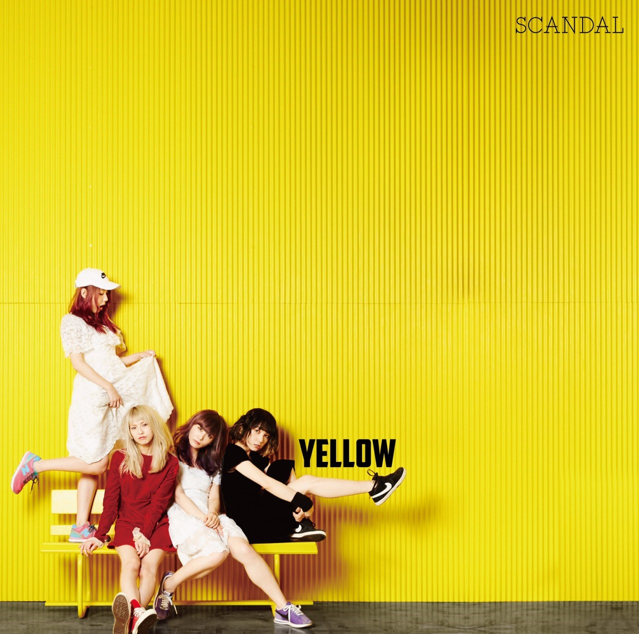 SCANDAL-Yellow-Regular